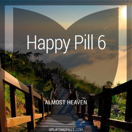 Happy Pill 6 Almost Heaven Artwork